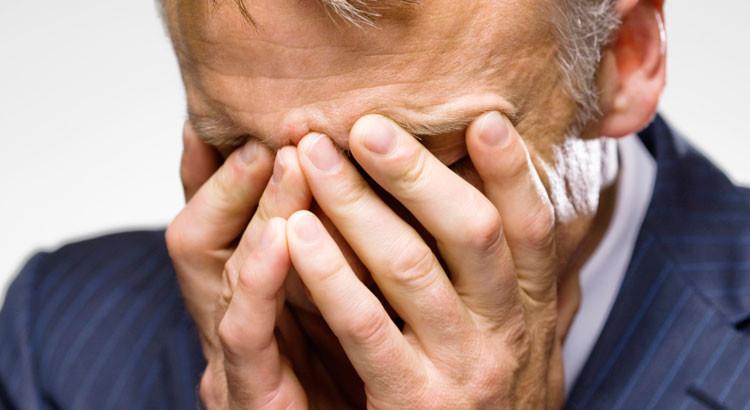 oro ångest stress